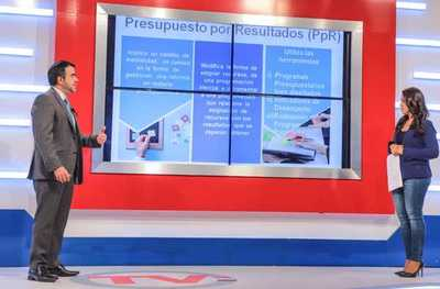 """Hacienda implementa """"cambio de visión"""" en PGN 2020 hacia bienes y servicios ofrecidos a la ciudadanía"""