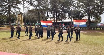 3ra División de Infantería realiza ceremonia por los 87° aniversario
