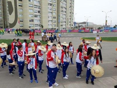 Los Panamericanos y su inauguración