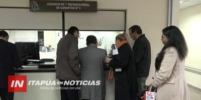 25M: TERCERA SUSPENSIÓN DE AUDIENCIA PRELIMINAR POR INCIDENTES DE ACUSADOS