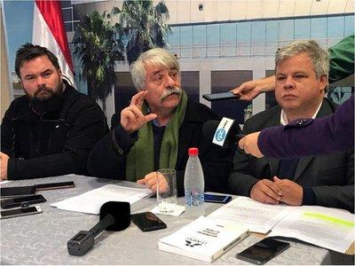 Parlasurianos afirman que acuerdo afecta desarrollo energético