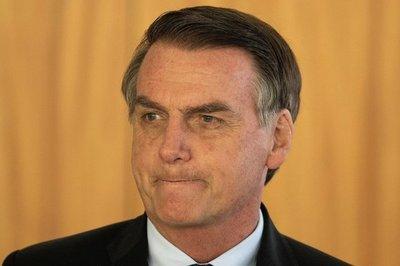 Militar de la comitiva de Bolsonaro es detenido con cocaína en España