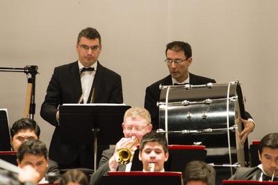 """Ensamble de percusión"" ofrecerá recital en la OSN"