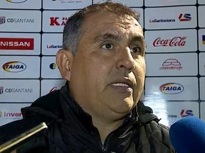 Pedro Sarabia insinúa que fueron perjudicado por el arbitraje