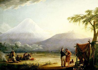 Humboldt y Bonpland en América