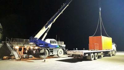 Caen al mar 40.000 litros de diesel en la Patagonia chilena