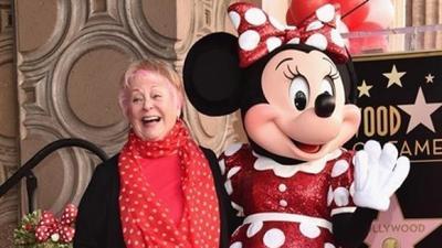 Muere la actriz Russi Taylor, la voz de Minnie Mouse