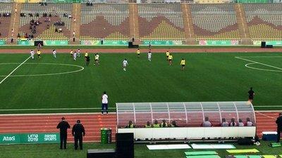 La Albirroja Femenina empató 0 a 0 ante la Selección de Colombia
