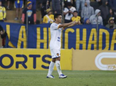 Guaraní sufre su tercera derrota consecutiva y Luqueño disfruta