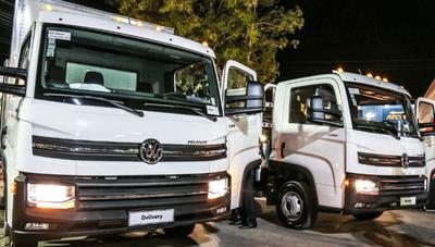 Volkswagen presentó un nuevo modelo para su segmento de camiones