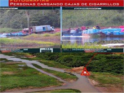 Más de 250 puertos clandestinos se ocultan en bosques de  Itaipú