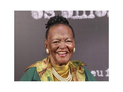 Muere Ruth de Souza, la primera dama negra del cine y TV de Brasil