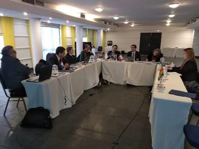 Senacsa participó de la reunión del Comité Veterinario Permanente del Cono Sur