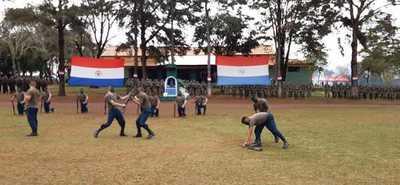 Con emotiva ceremonia, 3ª División de Infantería recordó aniversario