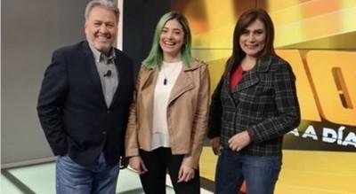 "Kassandra Frutos Se Incorpora Al Programa ""Día A Día"""