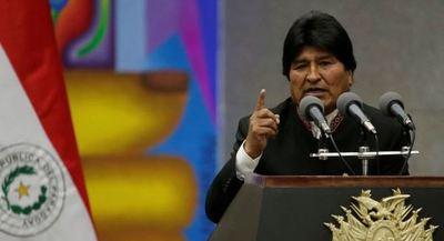 Evo Morales confía en reelección y en renovar control parlamentario