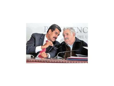 """Mujica admite que el gobierno de Maduro es una """"dictadura"""""""