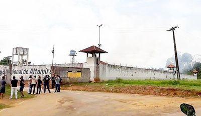 Baño de sangre en cárcel de Brasil con 52 muertos