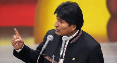 Evo Morales confía en su reelección