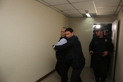 González Daher abandona la cárcel
