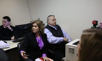 Salen de la cárcel: González Daher y su hijo con arresto domiciliario