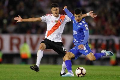 River Plate y Godoy Cruz visitan territorio brasileño