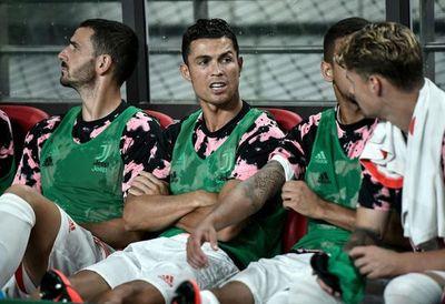 Molestos con Juventus porque no jugó Ronaldo