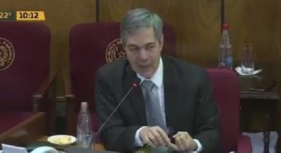 Ferreira dice que plantearon eliminar punto beneficioso para Paraguay
