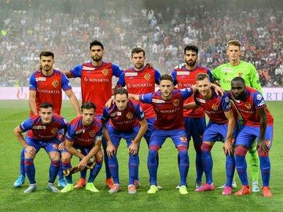 Basilea, con Alderete de titular, avanza en la Champions League