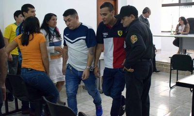 Condenan a padre e hijo que mataron a hombre en Remansito e hirieron a otro