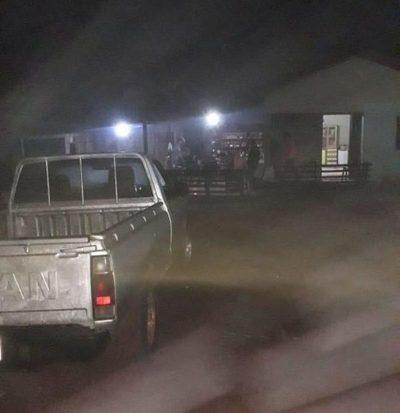 Mantuvieron de rehén a trabajadores, violaron a menor y robaron productos en establecimiento de Minga Guazú