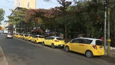 Comuna asunceña estudiará ordenanza de taxis para su actualización