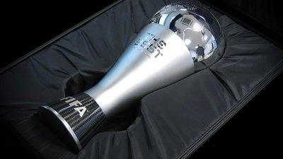 Los nominados al 'The best'