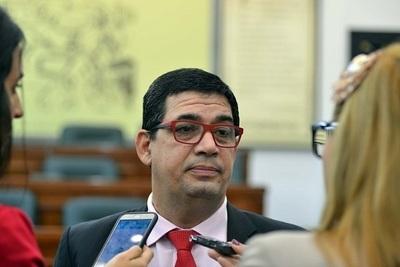 Vicepresidente solicita sesión extraordinaria en Diputados