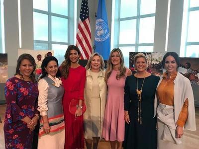 Primeras Damas de Latinoamérica conformarán espacio de cooperación en reunión virtual