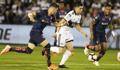 Amarilla pide para Olimpia un cupo a la Libertadores 2021