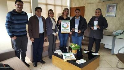 APAMAP SUMA APOYO DE AUTORIDADES DE CARA A COLECTA