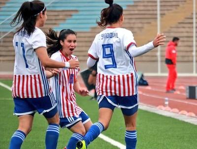 Paraguay suma de a tres ante México