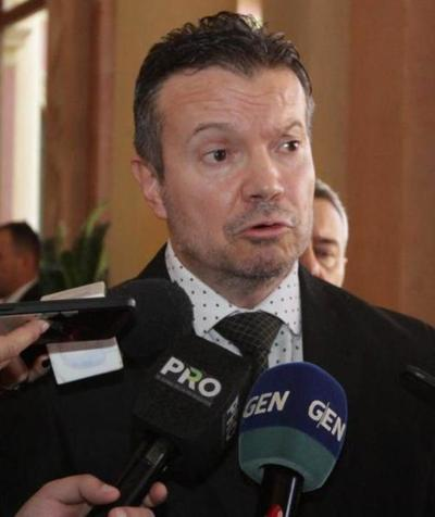 Carlos Arregui, nuevo ministro de la Seprelad