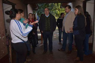 Buscarán combatir la pobreza en Ayolas