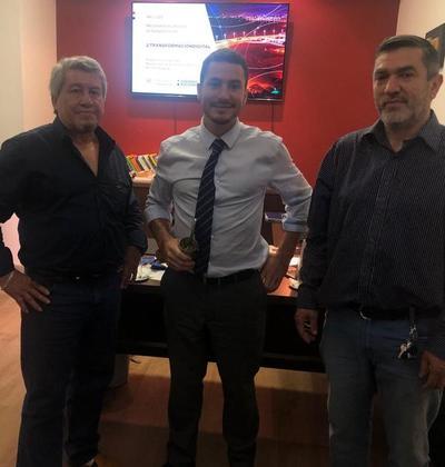 Mitic cooperará con asociación de taxistas de Lambaré para incorporación de tecnología