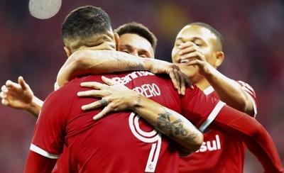 HOY / Inter y Guerrero se ratifican y siguen en la Libertadores