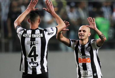 Atlético Mineiro derrota al Botafogo y va rumbo a los cuartos de final