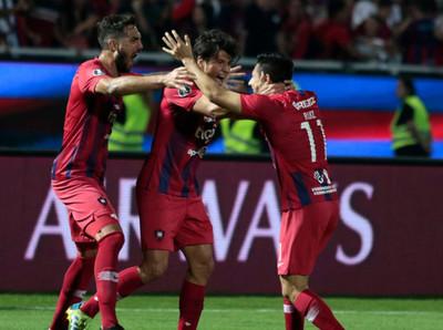 Cerro Porteño accede a cuartos de final de la Libertadores