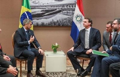 HOY / Alevosa intromisión de Brasil en asuntos internos: Bolsonaro amenaza a Paraguay