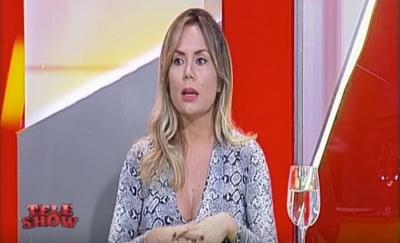 Dahiana Bresanovich aclara que no quiere hablar mal de Junior Rodríguez