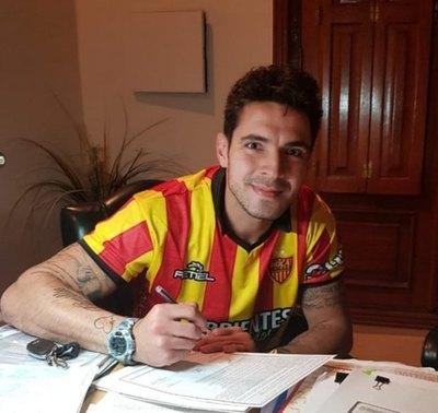 Ronald Huth seguirá en el fútbol argentino