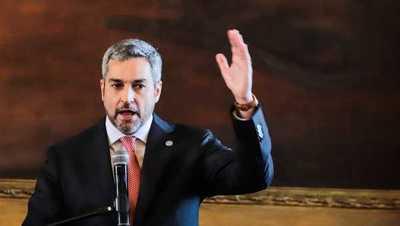 Mario Abdo aleja fantasma de juicio político tras anulación de acuerdo de Itaipú