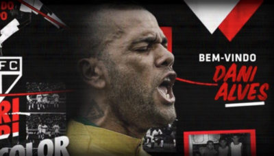 HOY / Sao Paulo anuncia la contratación de Dani Alves