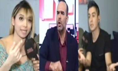 El Tenso Momento Entre Álvaro Mora, Marilina Bogado Y Will Fretes